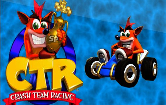 دانلود Crash 4 Team Racing