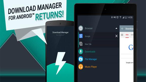 دانلود برنامه اندروید Download Manager for Android v5.10.12022 مدیریت دانلود اندروید