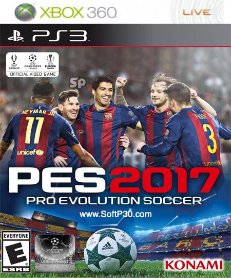 دانلود PES 2017 برای PS3 و XBOX360