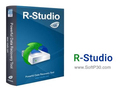 دانلود نرم افزار R-Studio v8.7.170939 Network Edition بازیابی اطلاعات