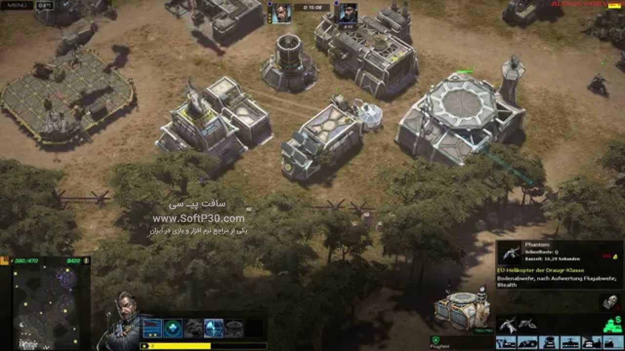 دانلود بازی جنرال 1 و 2 Generals برای PC - سافت پی سی
