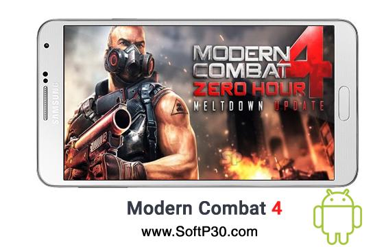 دانلود Modern Combat 4