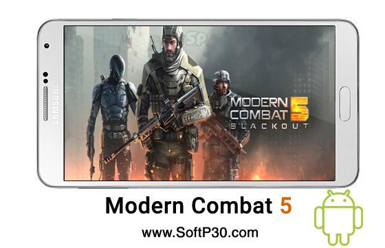 دانلود Modern Combat 5