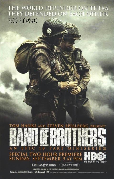 دانلود سریال Band of Brothers
