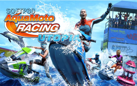 دانلود Aqua Moto Racing Utopia