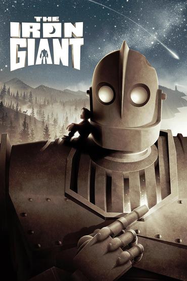 دانلود The Iron Giant 1999
