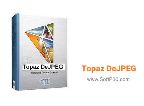 دانلود Topaz DeJPEG