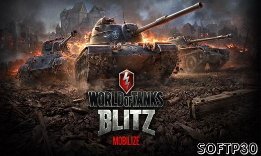 دانلود World of Tanks Blitz