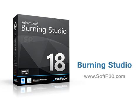 دانلود Ashampoo Burning Studio