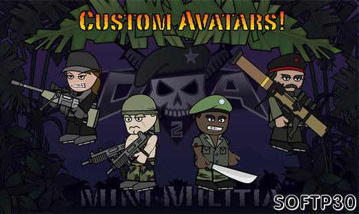 دانلود Doodle Army 2 Mini Militia