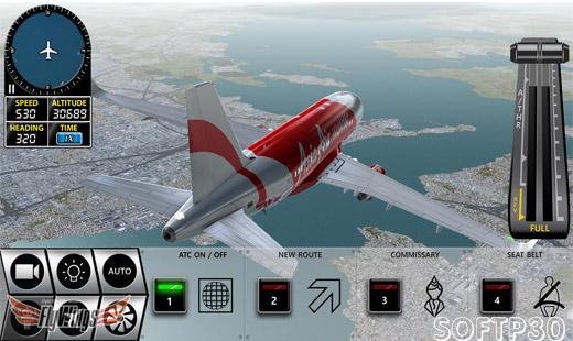 Flight Simulator X 2016 Air HD 1