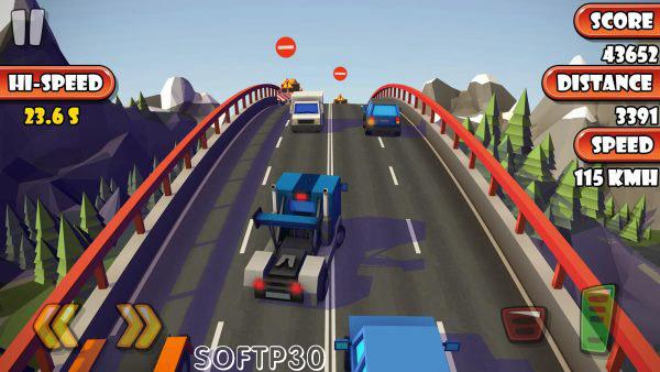 Highway Traffic Racer Planet 1