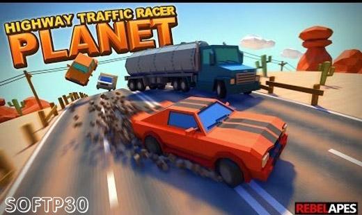 دانلود Highway Traffic Racer Planet