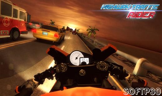 دانلود Highway Traffic Rider