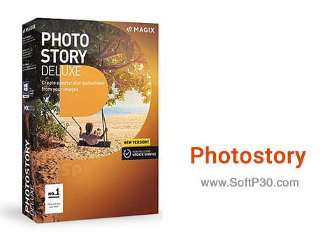 دانلود MAGIX Photostory Deluxe