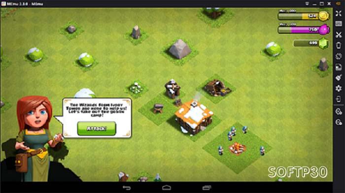 MEmu Android Emulator 1