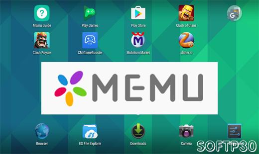 دانلود MEmu Android Emulator