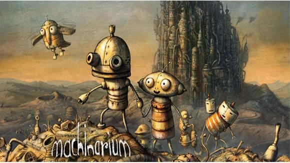 دانلود بازی اندروید Machinarium v2.4.4 بازی ماشیناریوم اندروید