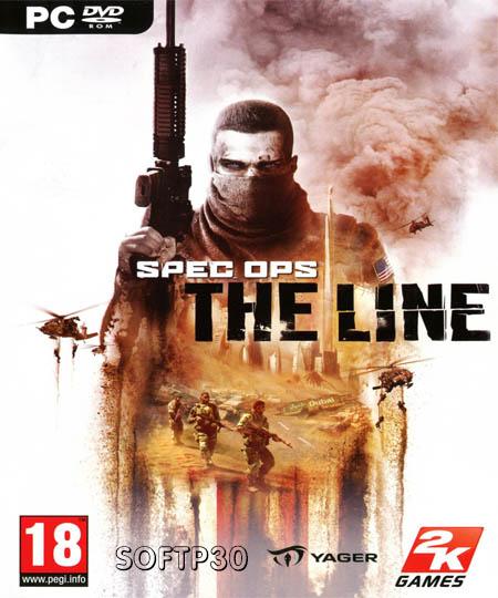 دانلود SPEC OPS THE LINE
