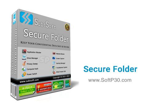 دانلود Secure Folder
