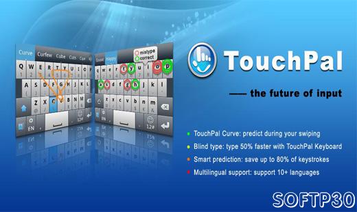 دانلود TouchPal Keyboard