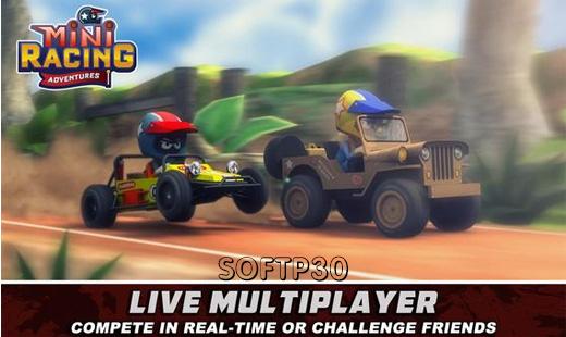 دانلود Mini Racing Adventures