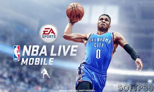 دانلود NBA LIVE Mobile Basketball