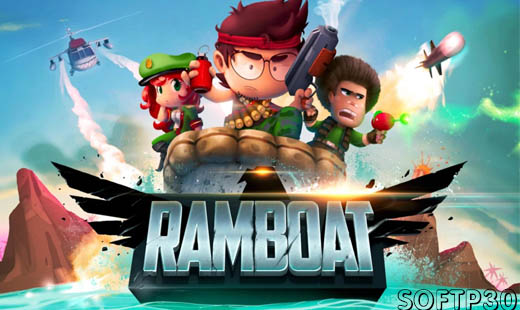 دانلود Ramboat Shoot and Dash