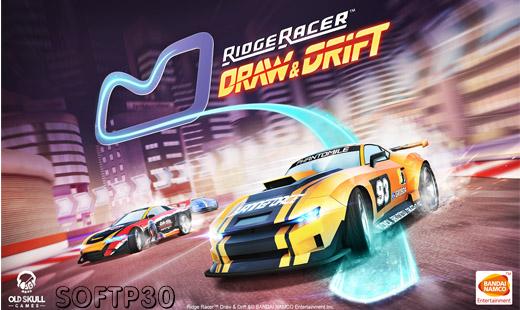 دانلود Ridge Racer Draw And Drift