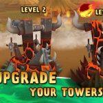 Skull Towers - Castle Defense 2