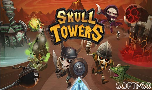 دانلود Skull Towers - Castle Defense