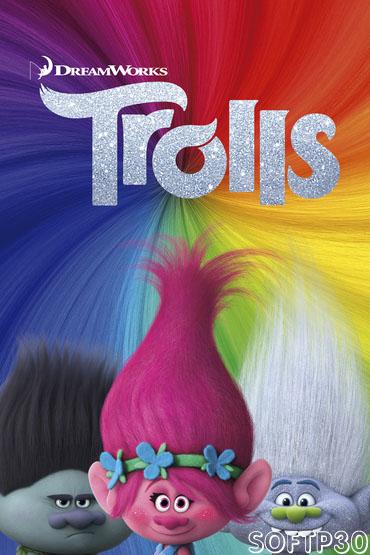 دانلود Trolls 2016