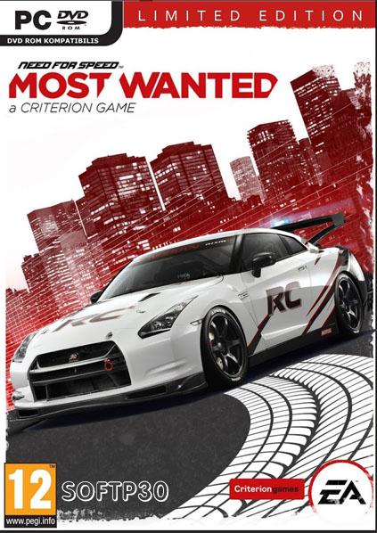 دانلود Need For Speed Most Wanted Limited Edition
