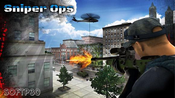 دانلود Sniper Ops – 3D Shooting Game