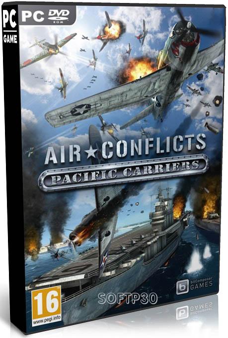 دانلود Air Conflicts Pacific Carriers