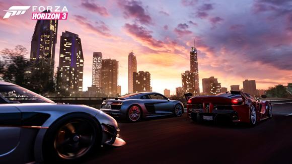 Forza Horizon 3 cover 1