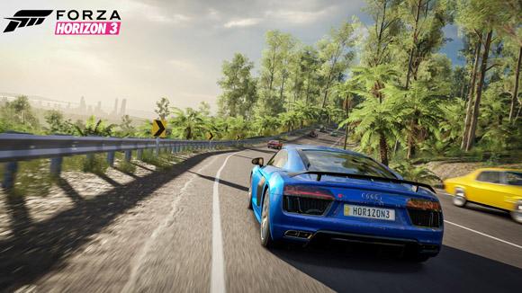 Forza Horizon 3 cover 2