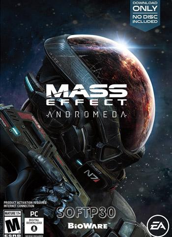 دانلود Mass Effect: Andromeda