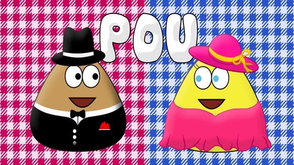 دانلود بازی اندروید Pou v1.4.74 بازی پو برای اندروید