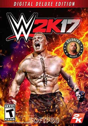 دانلود بازی WWE 2K17 برای PC