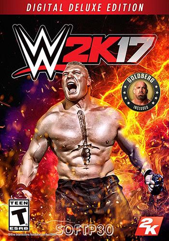 دانلود WWE 2K17