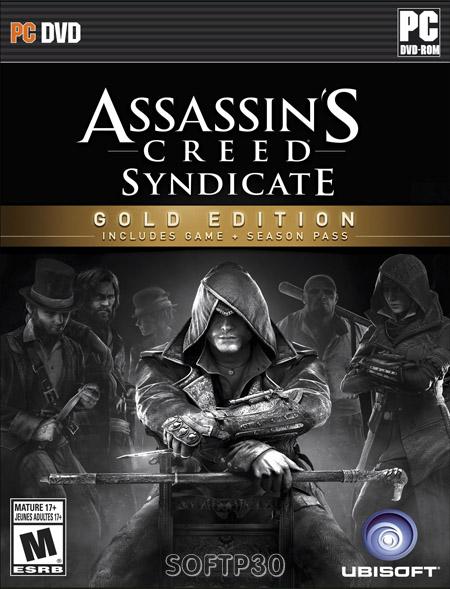 دانلود Assassins Creed Syndicate Gold Edition