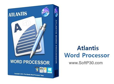 دانلود Atlantis Word Processor