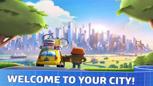 دانلود City Mania: Town Building Game