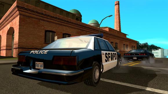 Grand Theft Auto San Andreas cover 2