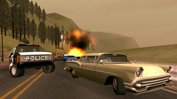 Grand Theft Auto San Andreas cover