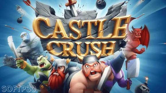 دانلود بازی - Castle Crush - Strategy Game v3.0.4 بازی جنگ قلعه اندروید