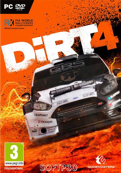 دانلود Dirt 4