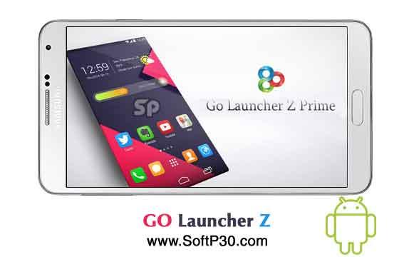 دانلود نرم افزار اندروید GO Launcher Z v2.37 لانچر حرفه ای