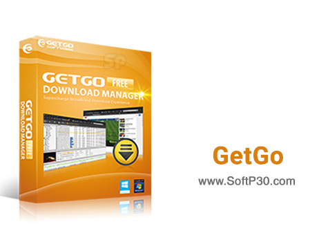 دانلود نرم افزار GetGo Download Manager